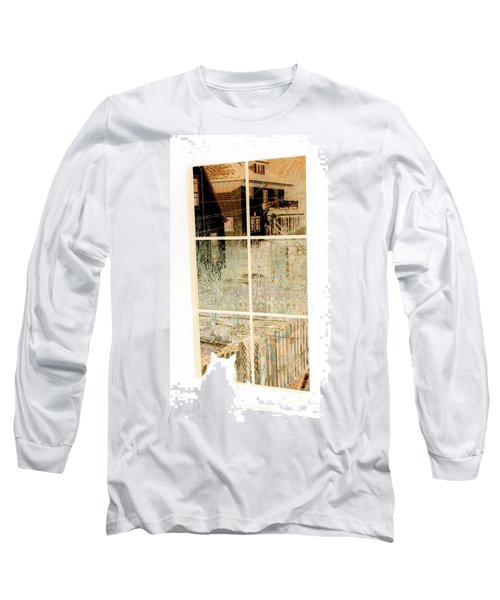 Cat Perspective Long Sleeve T-Shirt