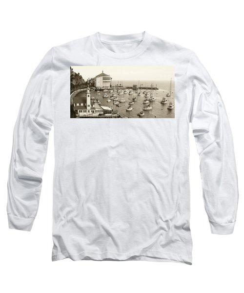 Catalina Island. Avalon Long Sleeve T-Shirt