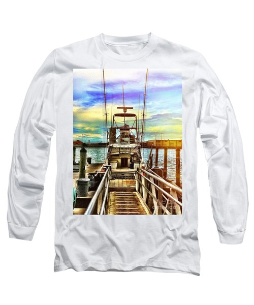Centerfold Long Sleeve T-Shirt