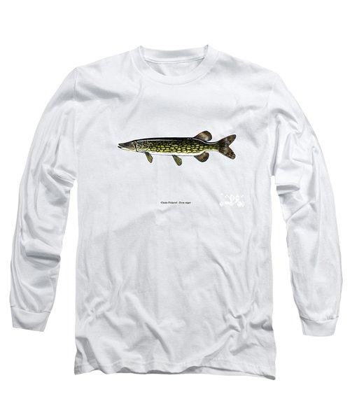 Chain Pickerel Long Sleeve T-Shirt