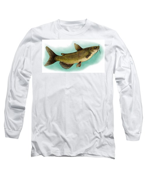 Channel Catfish Long Sleeve T-Shirt
