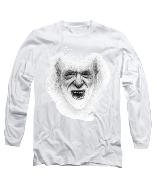 Charles Bukowski Long Sleeve T-Shirt
