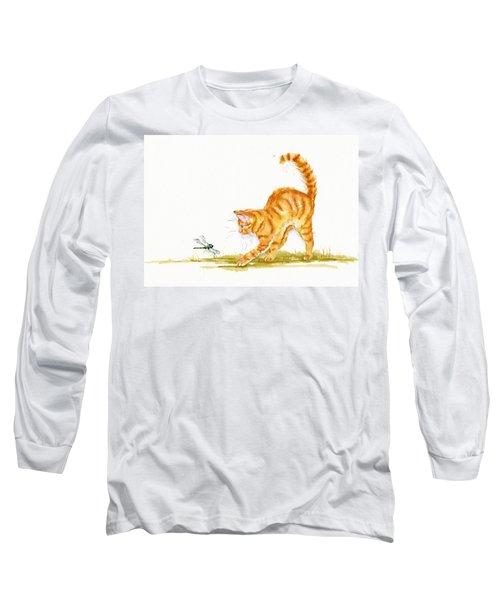 Chasing The Dragon Long Sleeve T-Shirt