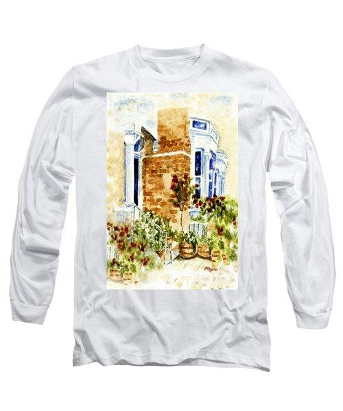 Chelsea Row Long Sleeve T-Shirt