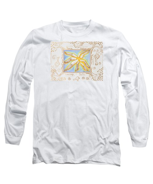 Cherubim Long Sleeve T-Shirt