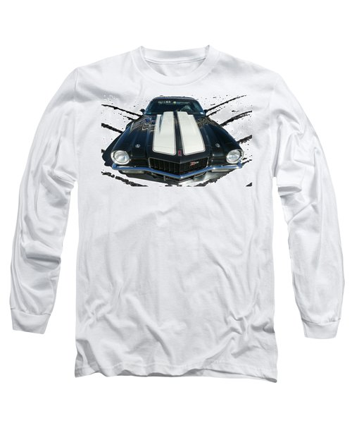 Chevy Camaro Z28 Long Sleeve T-Shirt