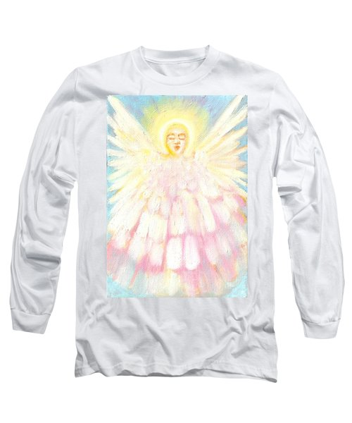Choiring Angel Long Sleeve T-Shirt