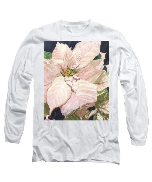 Christmas Classic Long Sleeve T-Shirt by Barbara Jewell