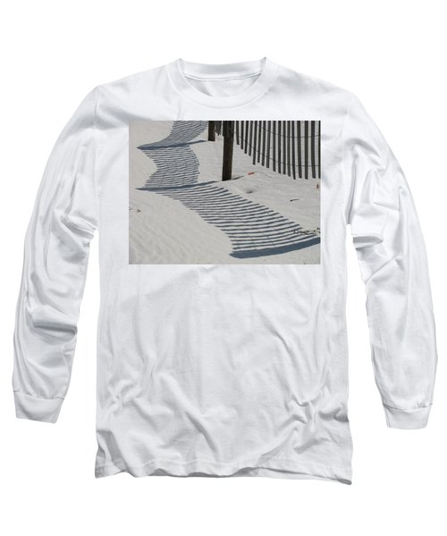 Circus Beach Fence Long Sleeve T-Shirt