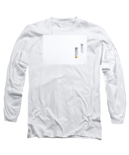 Citrus Simplicity Long Sleeve T-Shirt
