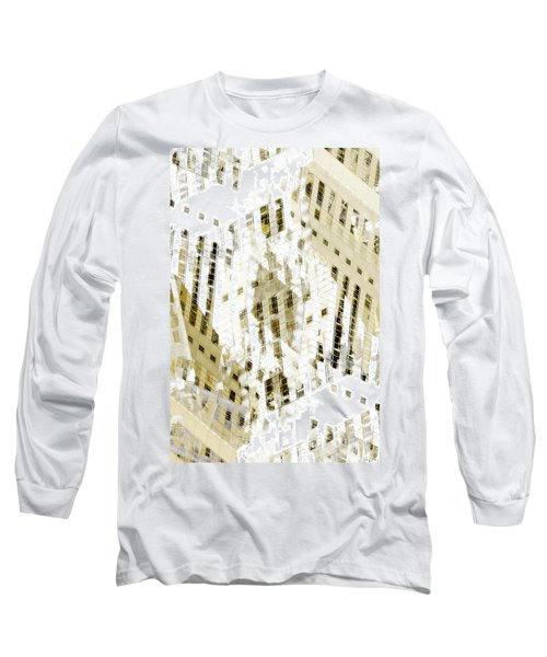 City 3 Long Sleeve T-Shirt
