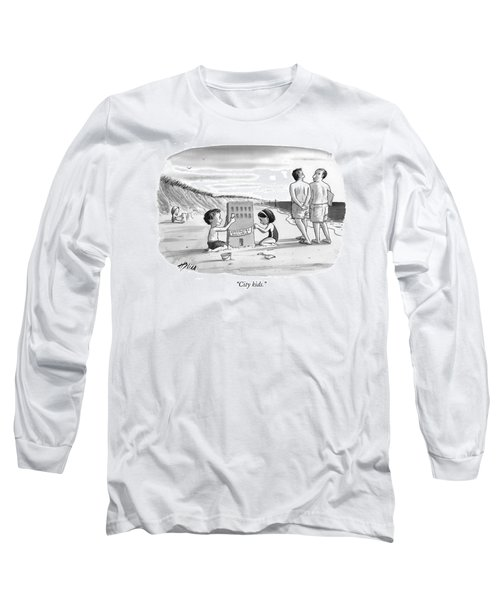 City Kids Long Sleeve T-Shirt