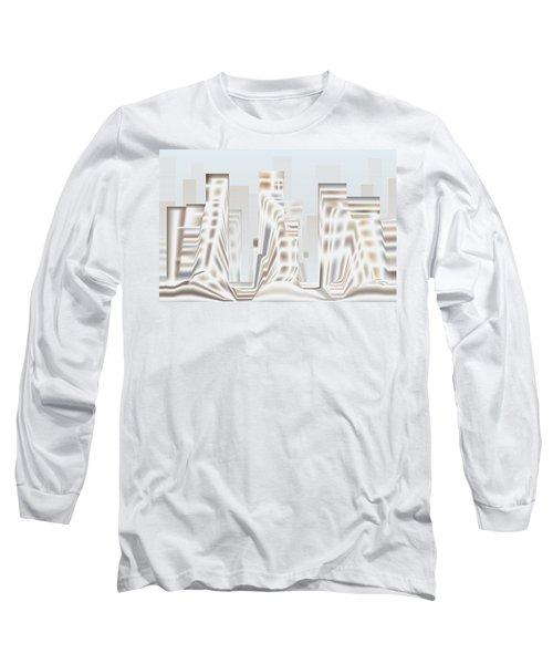 City Mesa 2 Long Sleeve T-Shirt
