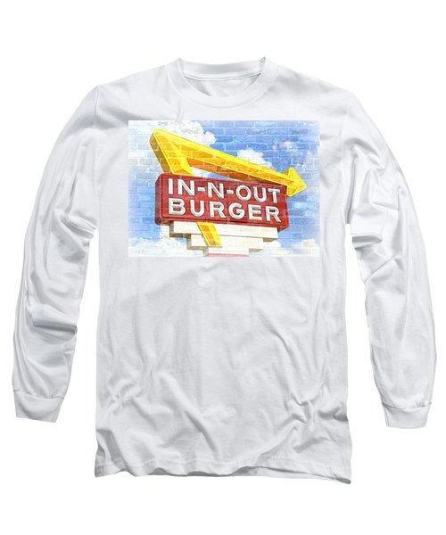 Classic Cali Burger 2.5 Long Sleeve T-Shirt