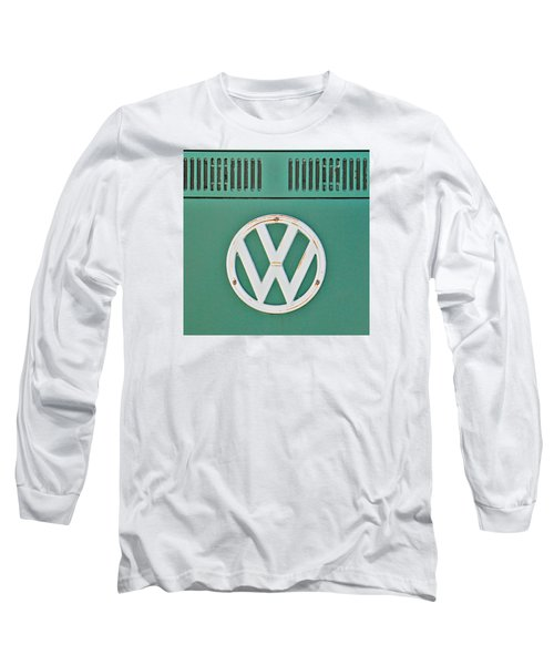 Classic Car 8 Long Sleeve T-Shirt by Art Block Collections