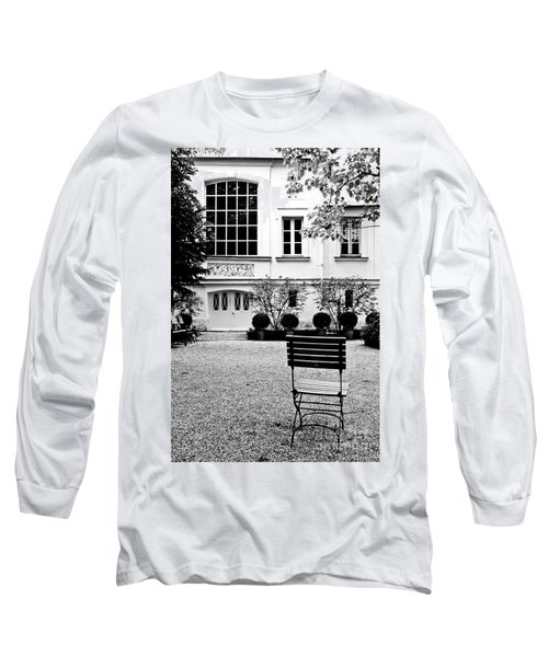 Classic Paris Long Sleeve T-Shirt by Lana Enderle