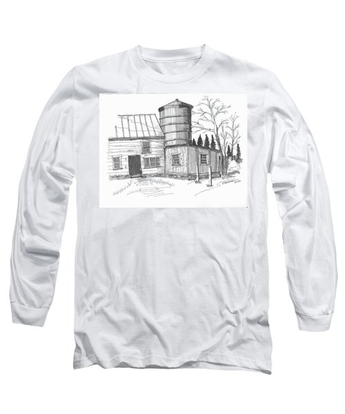 Clermont Barn 1 Long Sleeve T-Shirt