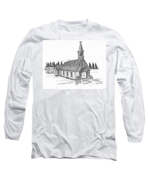 Clermont Chapel Long Sleeve T-Shirt