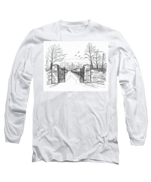 Clermont Farm Gate Long Sleeve T-Shirt