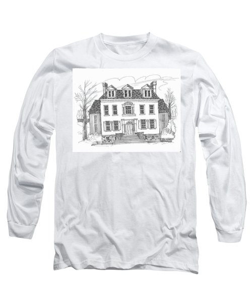 Clermont Historic Site Long Sleeve T-Shirt