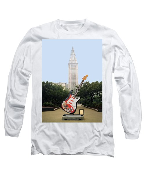 Cleveland Rocks Long Sleeve T-Shirt