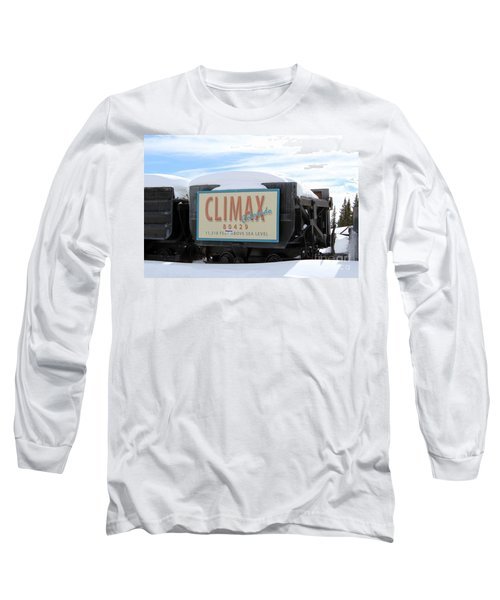 Climax Colorado Long Sleeve T-Shirt by Fiona Kennard