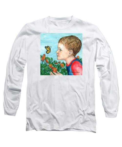 Close Encounter Long Sleeve T-Shirt