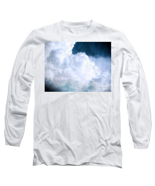 Clouds And Ice Long Sleeve T-Shirt