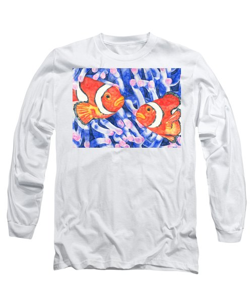 Clownfish Couple Long Sleeve T-Shirt