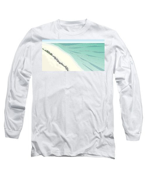 Coastal Wash Long Sleeve T-Shirt