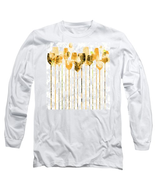 Cocktail Hour 4 Long Sleeve T-Shirt by Angelina Vick