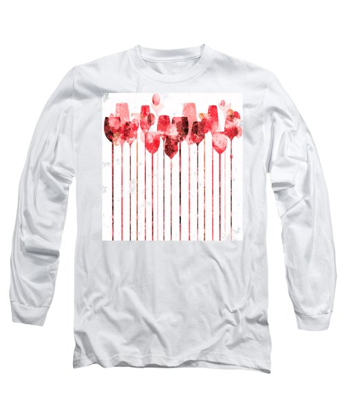 Cocktail Hour 4 Version 2 Long Sleeve T-Shirt