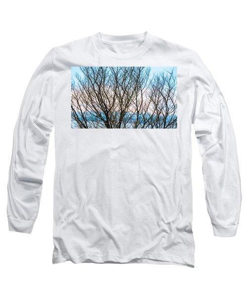 Colorful Maze  Long Sleeve T-Shirt