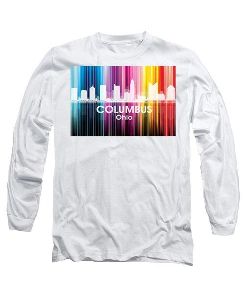 Columbus Oh 2 Long Sleeve T-Shirt