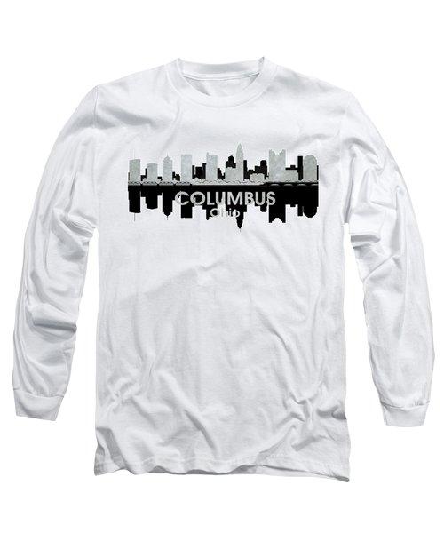 Columbus Oh 4 Long Sleeve T-Shirt