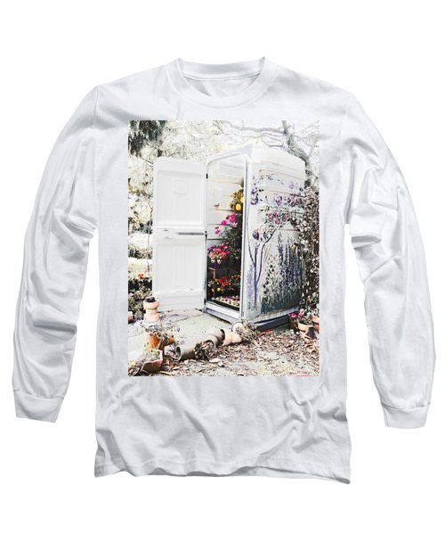 Compost Making Long Sleeve T-Shirt