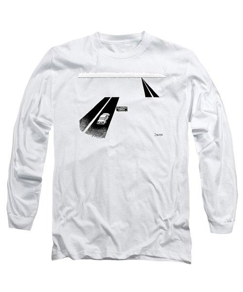 'computer Error' Long Sleeve T-Shirt
