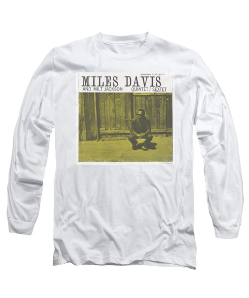 Concord Music - Miles And Milt Long Sleeve T-Shirt