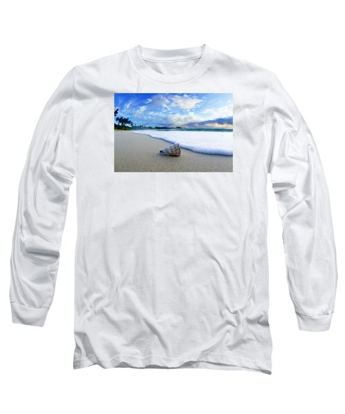 Cone Foam Long Sleeve T-Shirt