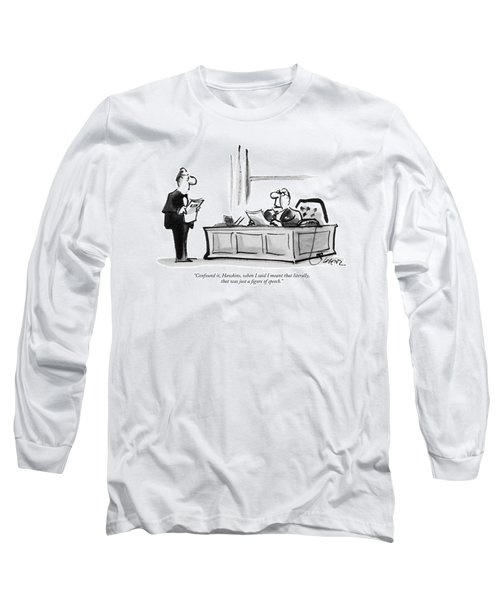 Confound Long Sleeve T-Shirt