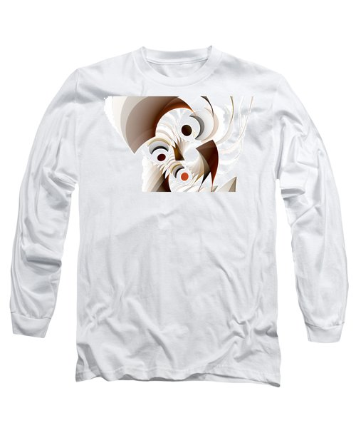 Confusion Long Sleeve T-Shirt by GJ Blackman
