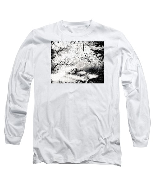 Confusion Of The Senses Long Sleeve T-Shirt by Hayato Matsumoto