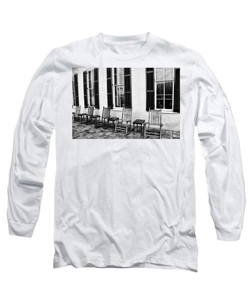 Congress Hall Rockers - Cape May Long Sleeve T-Shirt