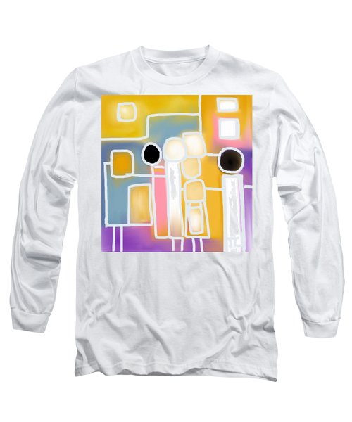 Connecting Long Sleeve T-Shirt