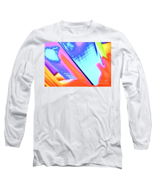 Long Sleeve T-Shirt featuring the photograph Consuming The Grid by Xn Tyler