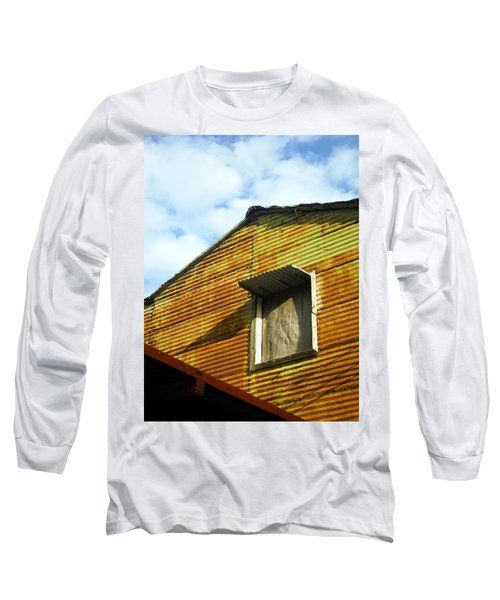 Long Sleeve T-Shirt featuring the photograph Conventillo by Silvia Bruno