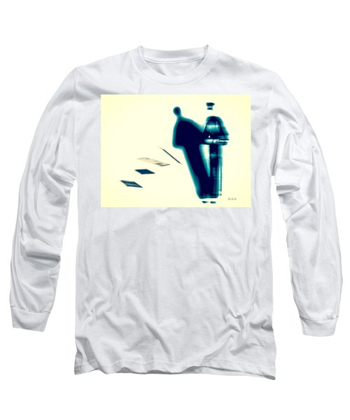 Conversations With The Postman Long Sleeve T-Shirt