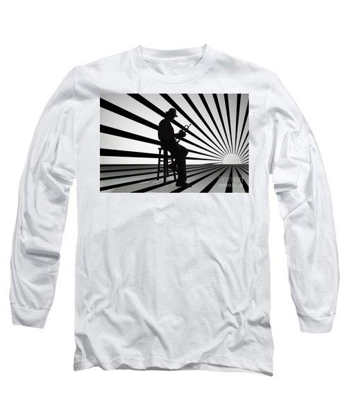 Cool Jazz 2 Long Sleeve T-Shirt