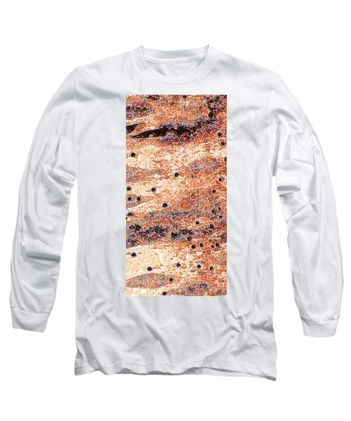Long Sleeve T-Shirt featuring the photograph Copper Lake 2 by Stephanie Grant