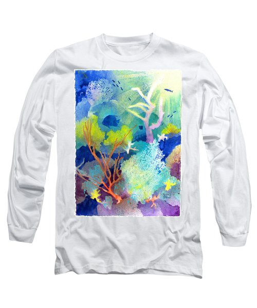 Coral Reef Dreams 1 Long Sleeve T-Shirt
